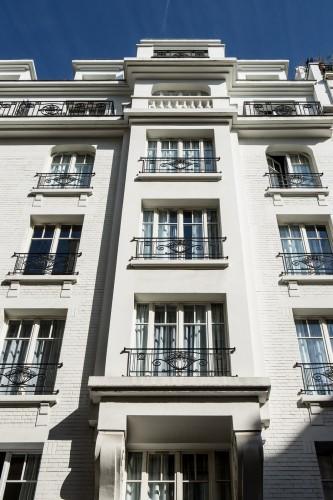 Le Général Hôtel – Facade