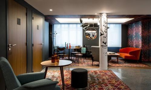 Le Général Hôtel – Lounge
