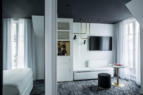 杰内若酒店 – 标准套房