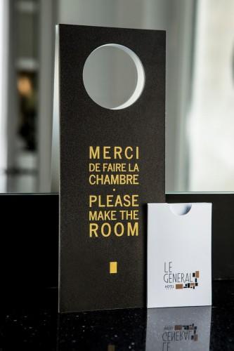 Le Général Hôtel – Chambre Privilège