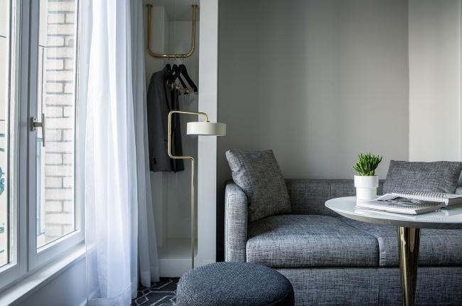 Le Général Hôtel – Room