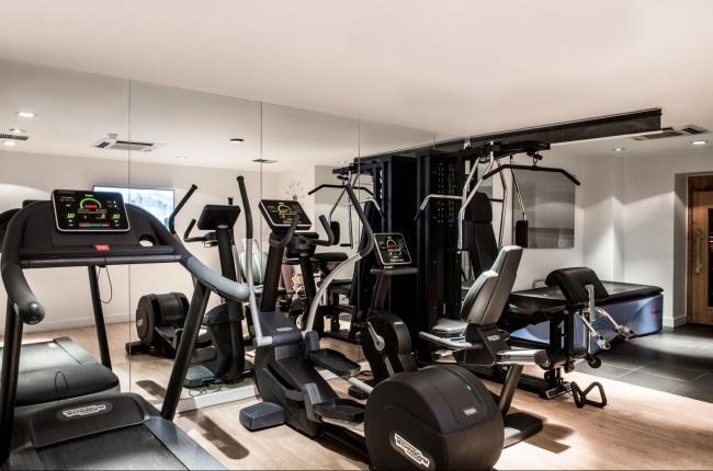 Le Général Hôtel – Fitness