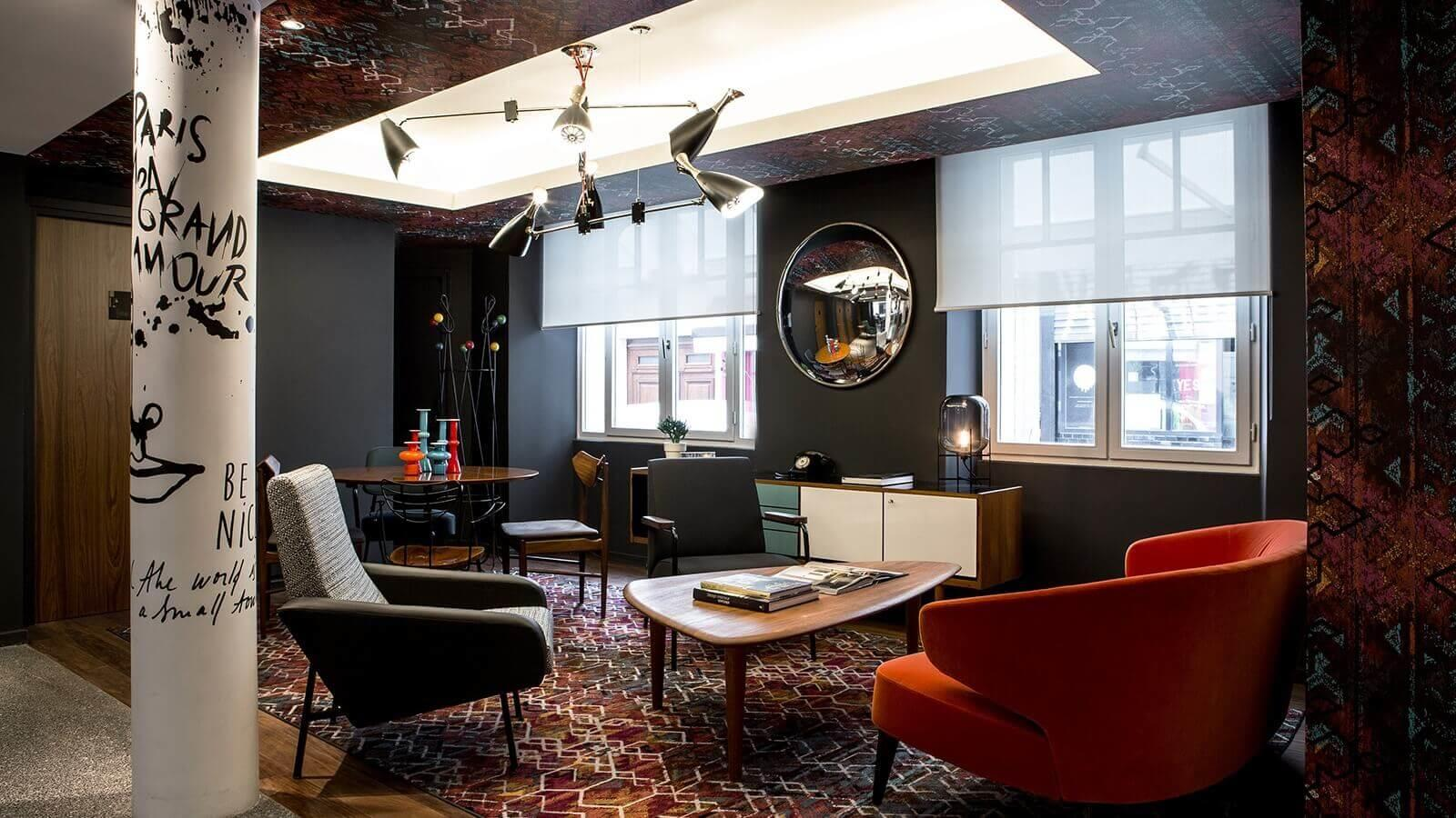 Le General Hotel Paris **** | OFFICIAL SITE | 4-star Hotel